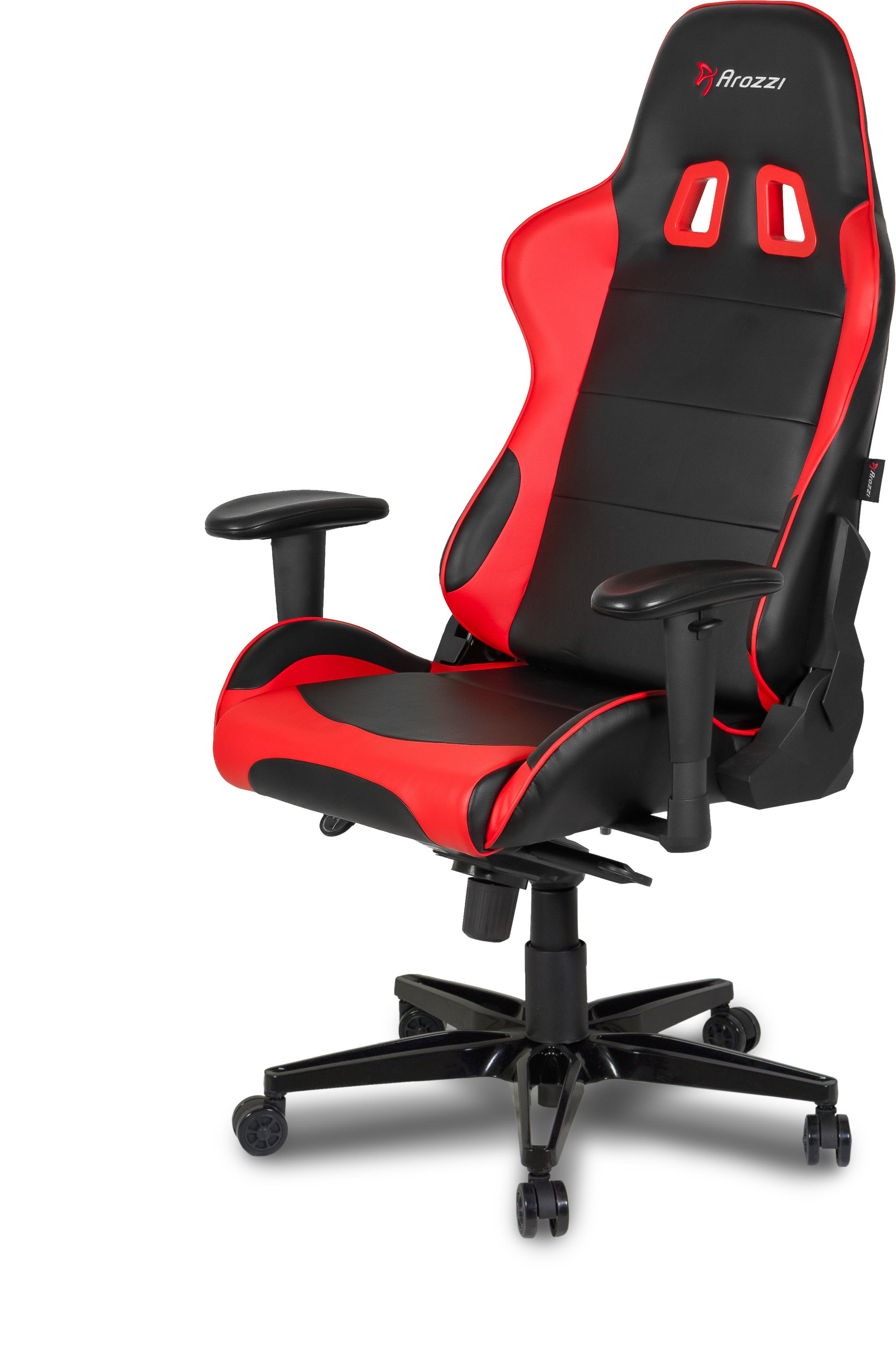 Arozzi Verona Xl Gaming Chair Pelituoli Punainen