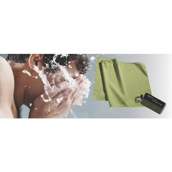 Cocoon Microfiber Towel Ultralight Xl: Cocoon Microfiber Towel Green XL, Mikrokuitupyyhe