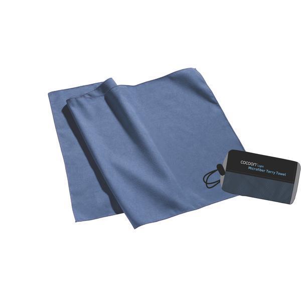 Cocoon Microfiber Towel Ultralight Xl: Cocoon Microfiber Towel Blue XL, Mikrokuitupyyhe