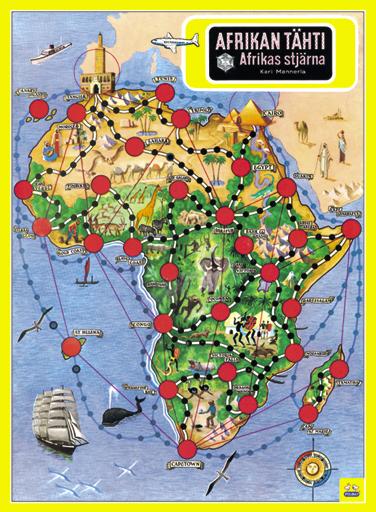 Afrikan Tähti Peli