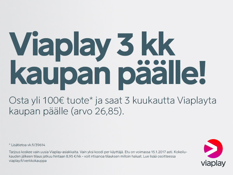 Viaplay 3kk