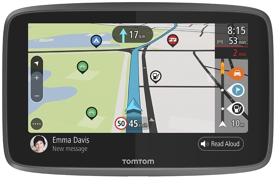 Tomtom Go Camper World 6 Asuntoautonavigaattori Maailma 6
