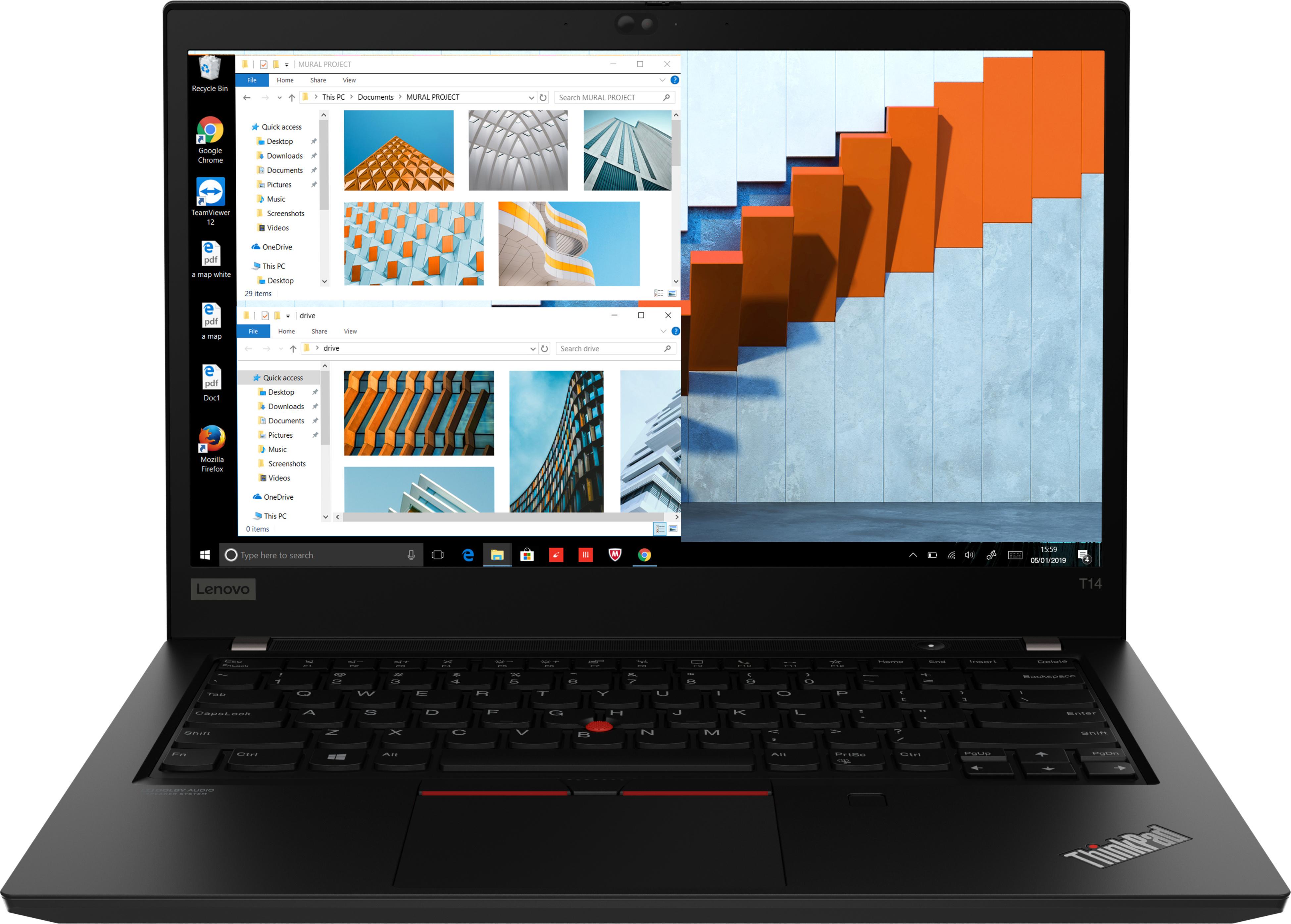 """Lenovo ThinkPad T14 Gen 1 -kannettava, Windows 10 Pro – 14"""" laajakuvanäytöllä – Kannettavat – Tietokoneet – Verkkokauppa.com"""