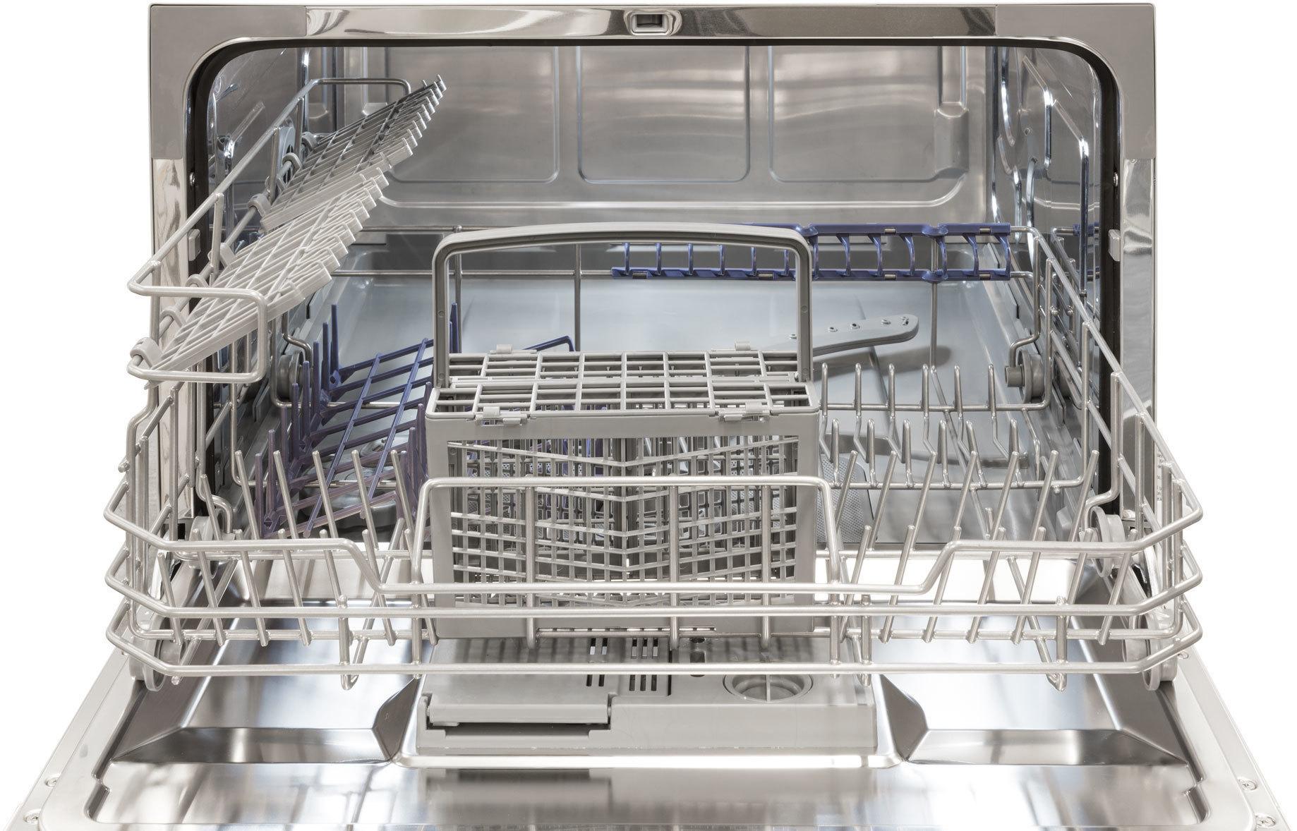 Candy CDCP6/E - pöytämallinen astianpesukone, valkoinen – Pöytämallit – Astianpesukoneet ...