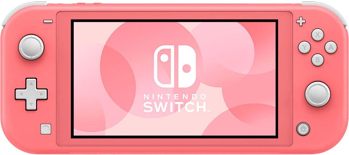 Nintendo Konsolit