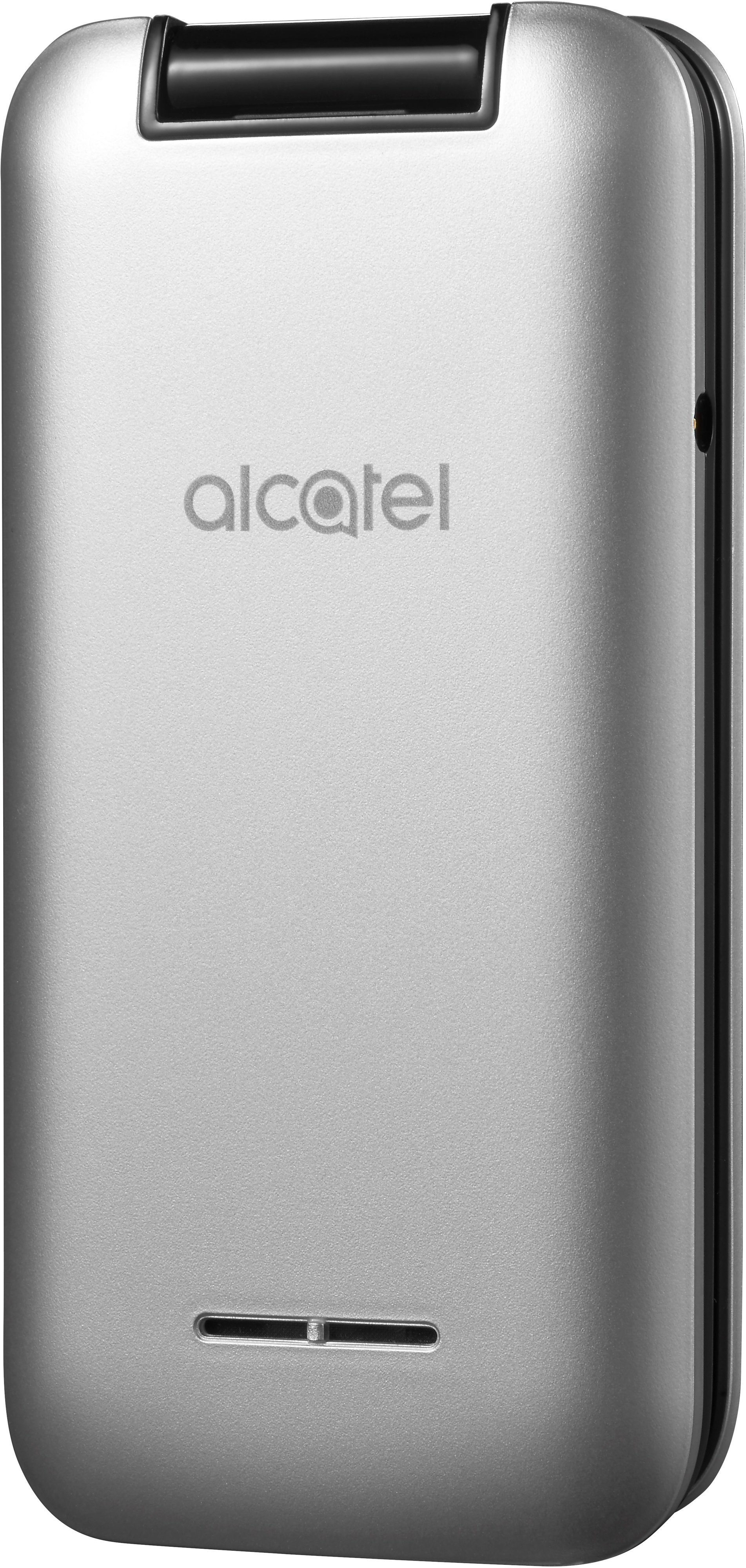 Alcatel Clam Simpukkapuhelin Dual Sim Harmaa Peruspuhelimet 2051d Puhelimet