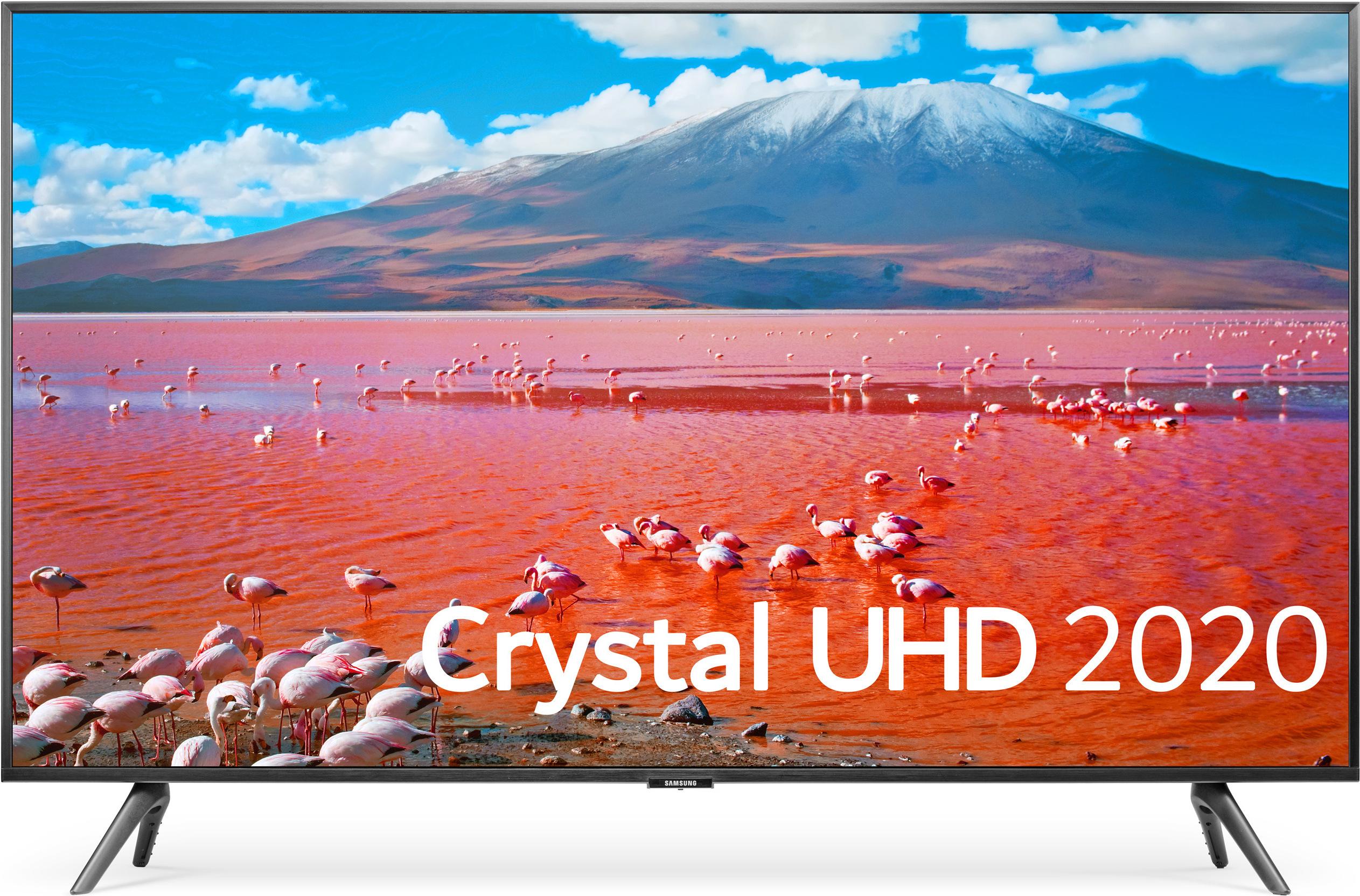 "Samsung UE55TU7072 55"" 4K Ultra HD LED-televisio – 4K Ultra HD – 55 - 60"" – Televisiot – TV ja video – Verkkokauppa.com"