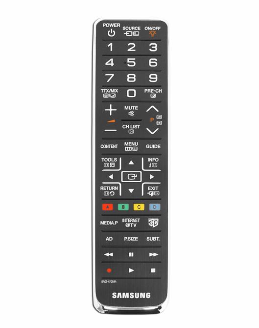 Samsung Kaukosäädin Käyttöohje