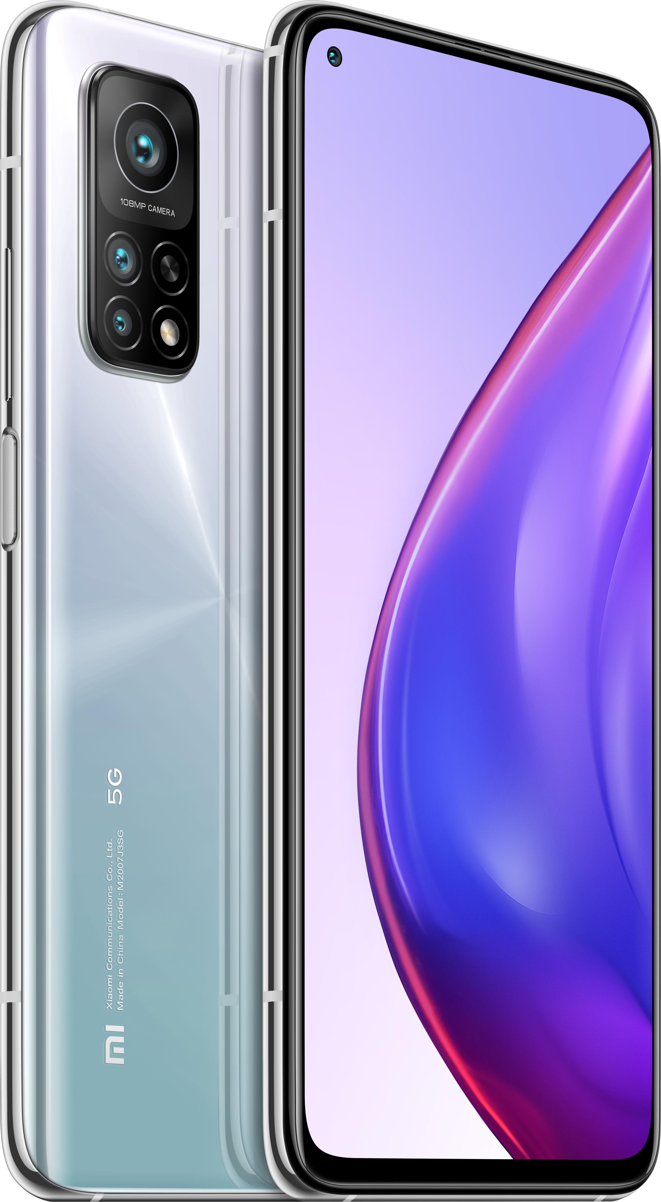 Xiaomi Mi 10T Pro -Android-puhelin, 256 Gt, Aurora Blue – Android – Puhelimet – Puhelimet – Verkkokauppa.com