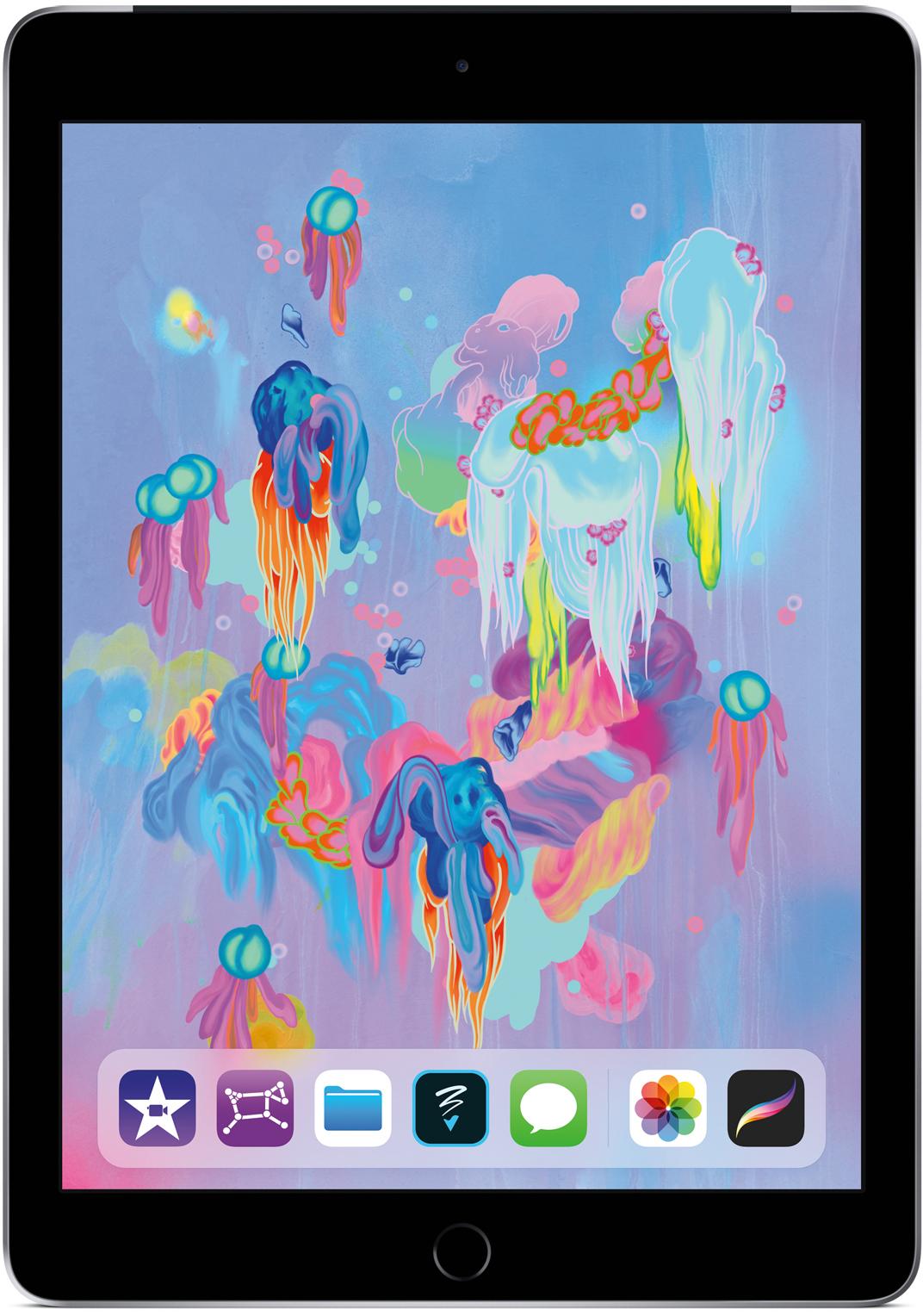 Voitko kytkeä näppäimistön iPad mini