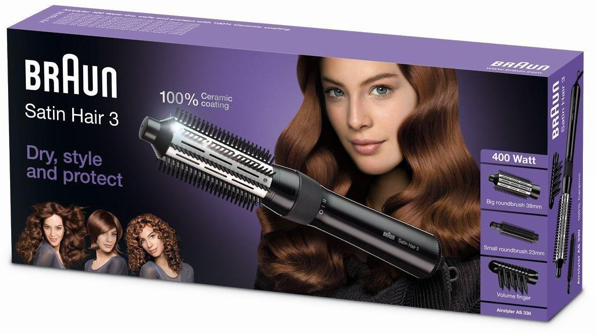 Braun Satin Hair 3 AS330 -ilmakiharrin – Hiustenmuotoilijat – Hiustenhoito  – Pienkoneet – Verkkokauppa.com de454cbbd2